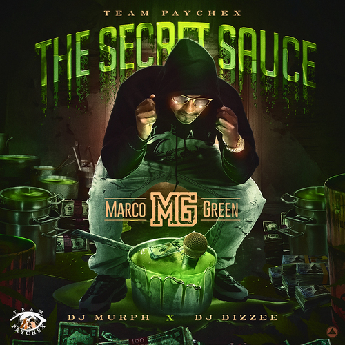 TPC Marco Green – The Secret Sauce [Mixtape]