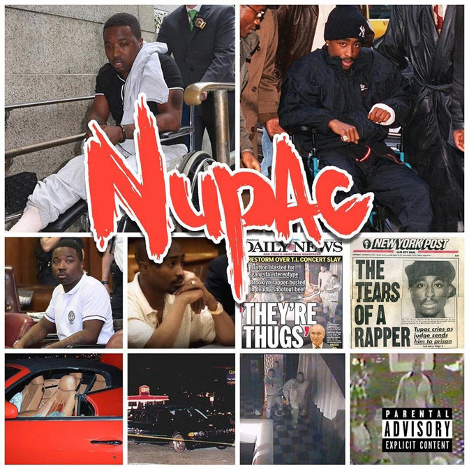 Troy Ave – NuPac [Mixtape]