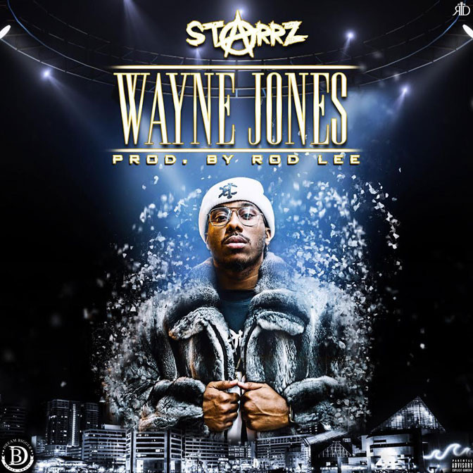 Starrz – Wayne Jones