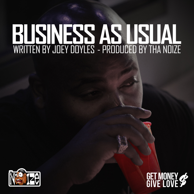Joey Doyles – Business As Usual