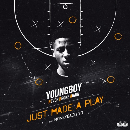 NBA Youngboy Ft. MoneyBagg Yo – Just Made A Play