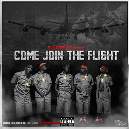 YFN Lucci x YFN TraePound x YFN Kay x Johnny Cinco – Come Join The Flight [Mixtape]