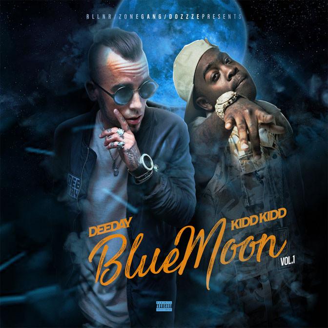 Kidd Kidd x DeeDay – Bluemoon [Mixtape]