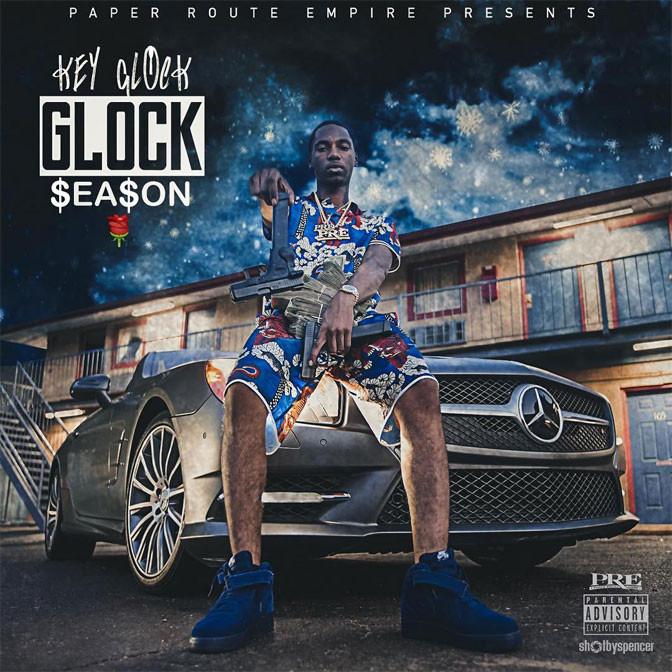 Key Glock – Glock Season [Mixtape]