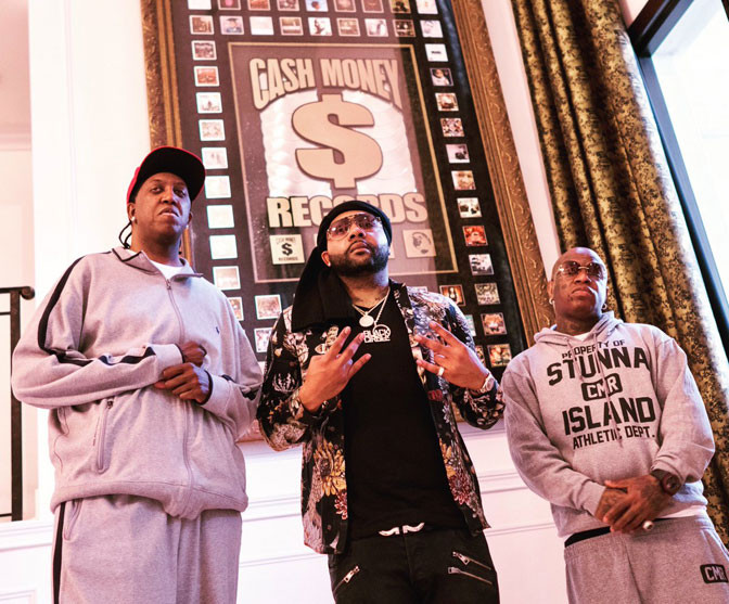 Money Man & Birdman – Cavalli
