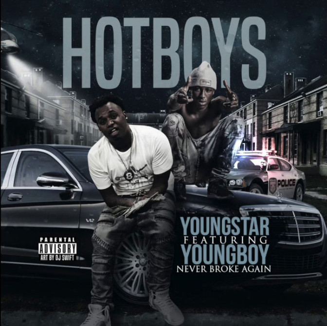 Youngstar Ft. NBA Youngboy – Hotboys