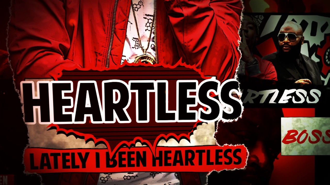 Lyric Video: YFN Lucci Ft. Rick Ross - Heartless | Traps N Trunks