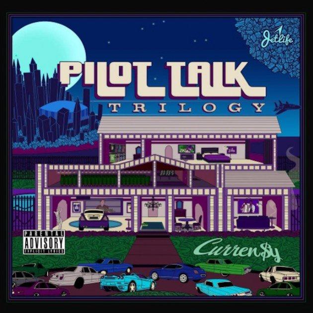 Curren$y – Pilot Talk: Trilogy [Album Stream]