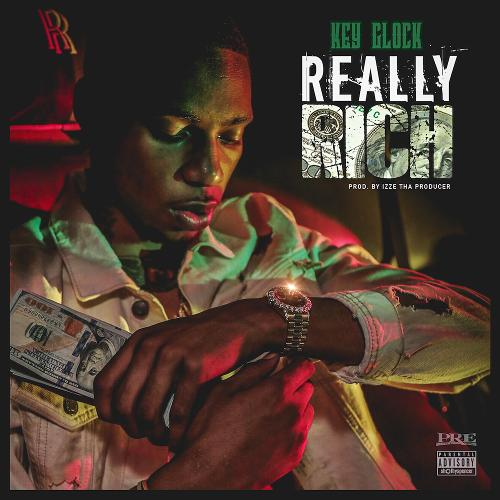 Key Glock – Really Rich