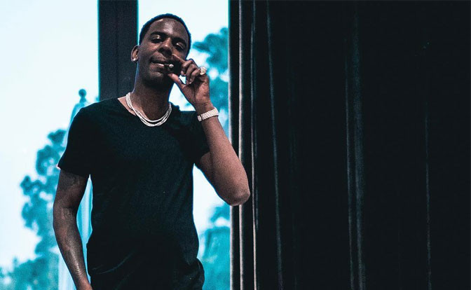 Young Dolph Shot Multiple Times Outside Of Hollywood Mall