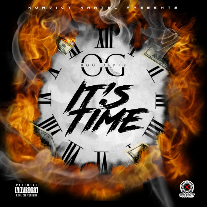 OG Boo Dirty – It's Time [Mixtape]