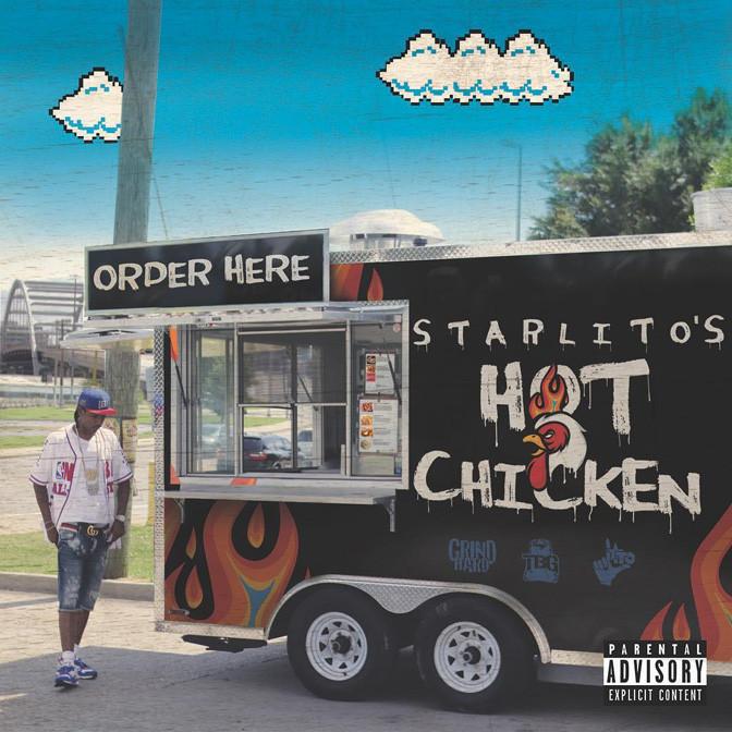 Starlito – Hot Chicken [Album Stream]