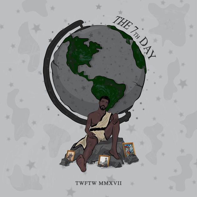 The World Famous Tony Williams – The 7th Day EP