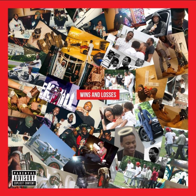 Meek Mill – Wins And Losses [Album Stream]