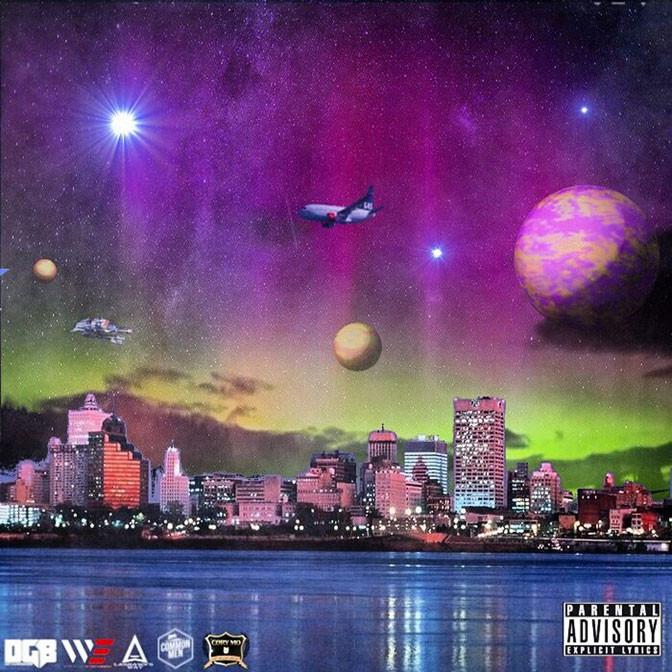 LaShawn's Way – Southern Lights [Mixtape]