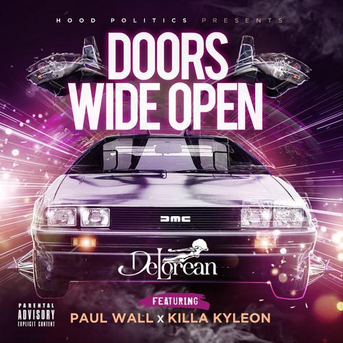 DeLorean Ft. Paul Wall & Killa Kyleon – Doors Wide Open