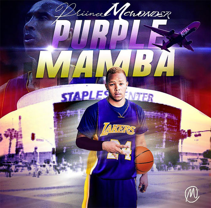Priince McWONDER – Purple Mamba
