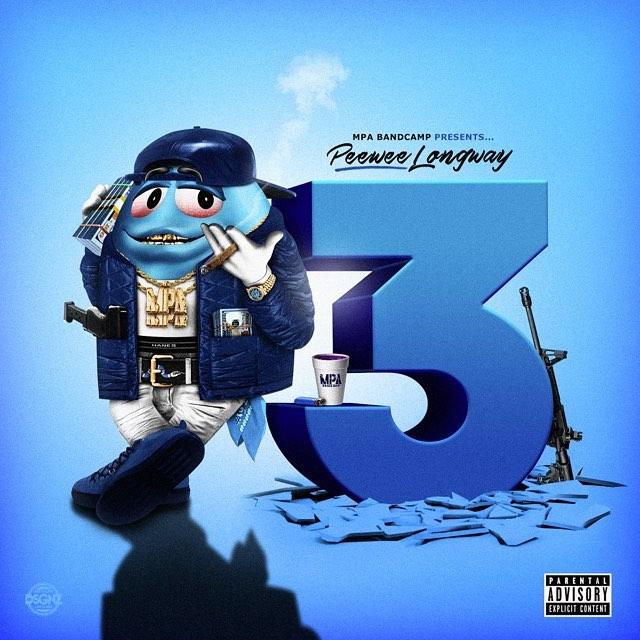 PeeWee Longway – The Blue M&M 3 [Mixtape]