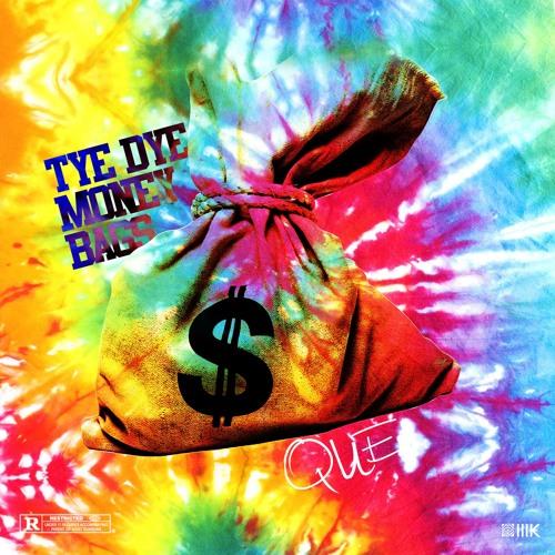 Que – Tye Dye Money Bags