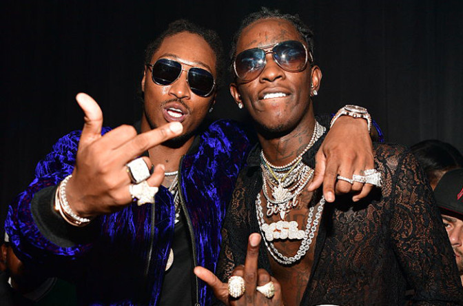 Future Ft. Young Thug – Way Longer