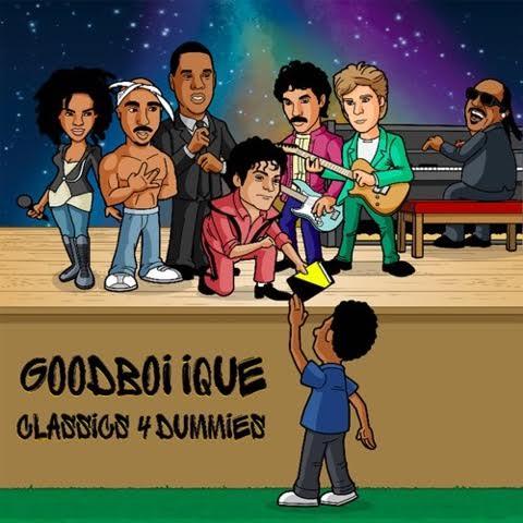 iQue – Classics 4 Dummies [Mixtape]