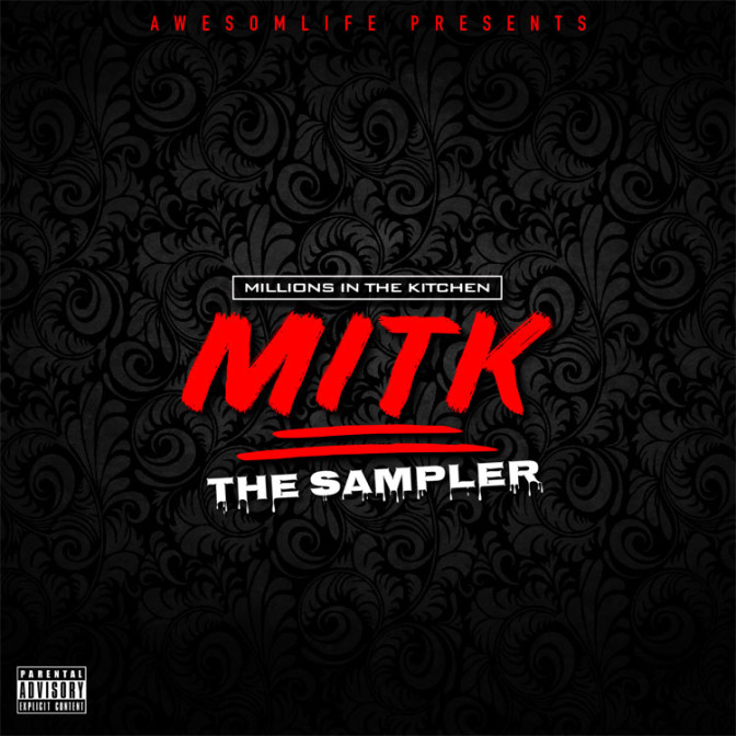 Chubbie Baby – MITK: The Sampler [Mixtape]