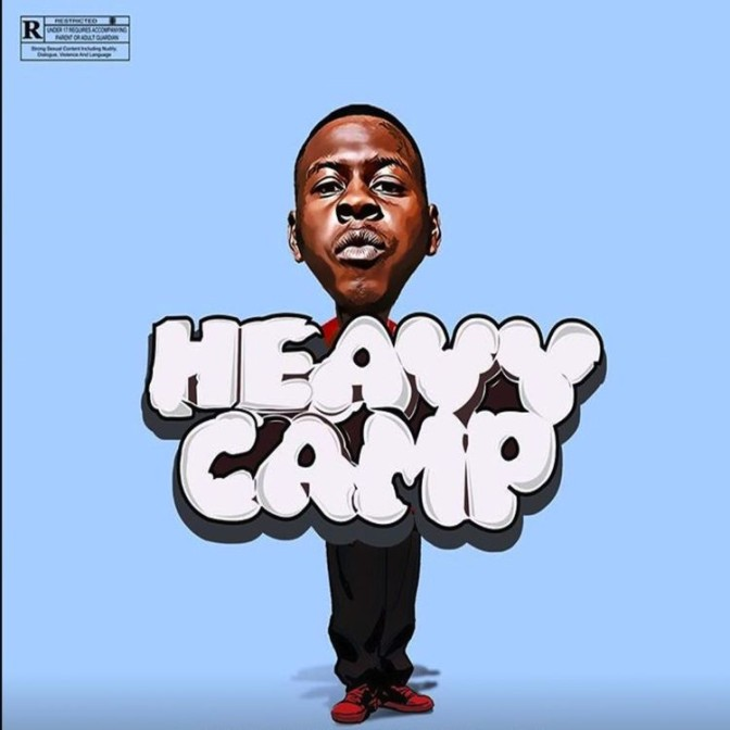 Blac Youngsta – Heavy Camp [Mixtape]