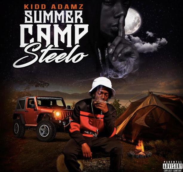 Kidd Adamz – Summer Camp Steelo [EP Stream]