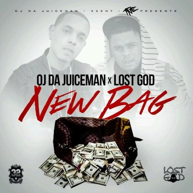 OJ Da Juiceman x Lost God – New Bag