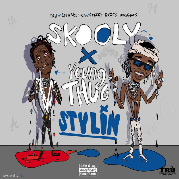 Skooly Ft. Young Thug – Stylin