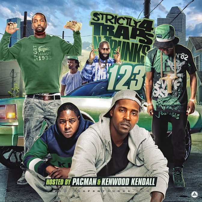 Strictly 4 The Traps N Trunks 123 [Mixtape]