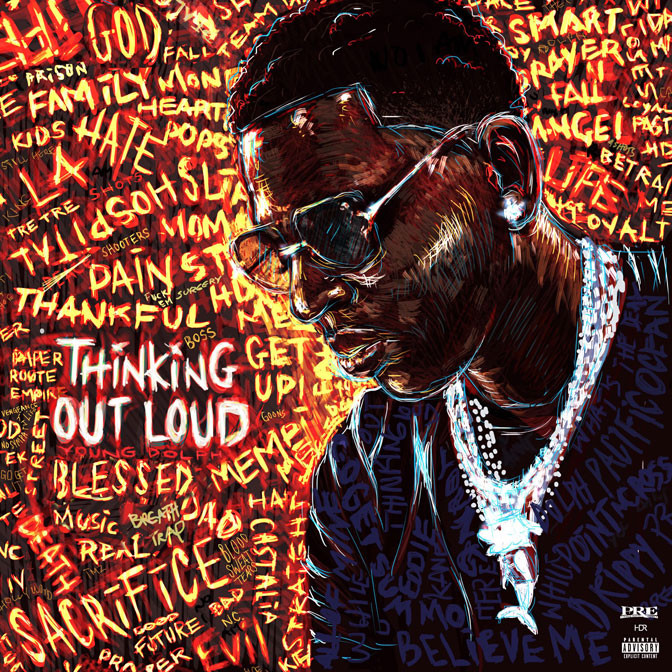 Young Dolph – Thinking Out Loud [Album Stream]