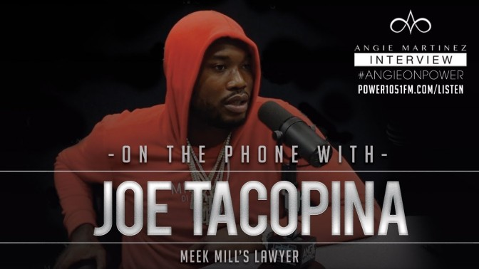 Meek Mill's Lawyer Calls In And Gives Us An Update On His Case