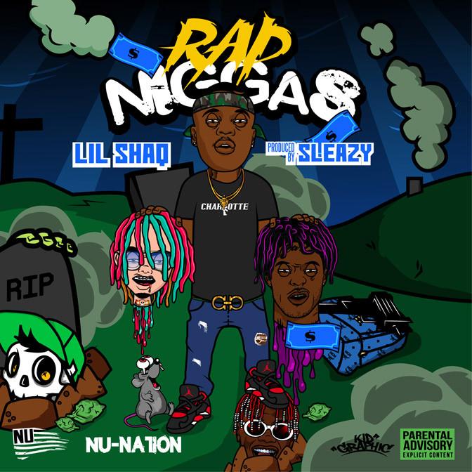 Lil Shaq Ft. Deniro Farrar – Rap Niggas