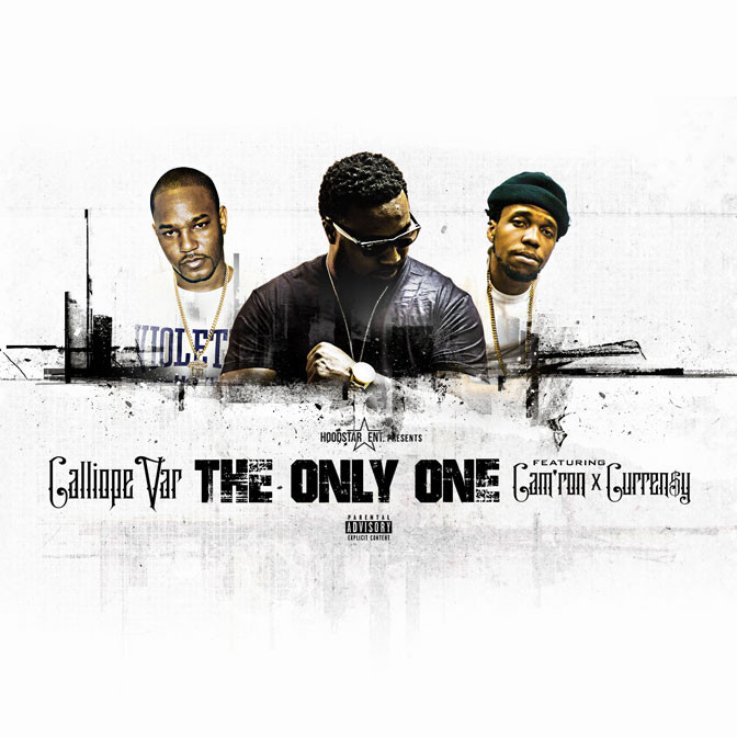 Calliope Var Ft. Cam'ron & Curren$y – The Only One