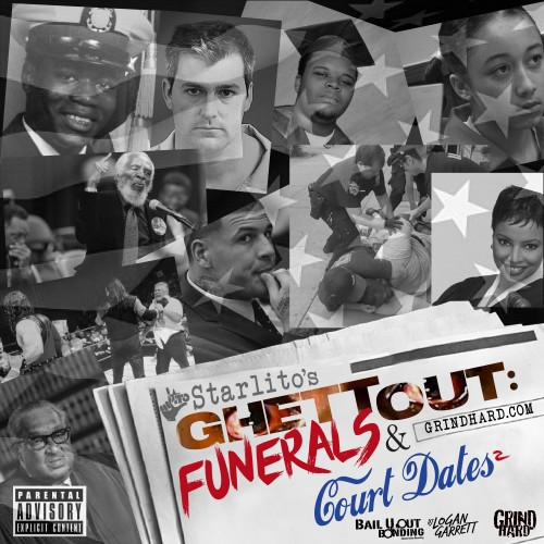 Starlito – Funerals & Court Dates 2 [Mixtape]