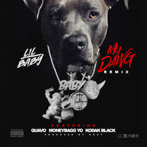 Lil Baby Ft. Quavo, MoneyBagg Yo & Kodak Black – My Dawg (Remix)