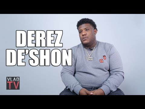 Video: Derez De'Shon on Being with Birdman at Breakfast Club