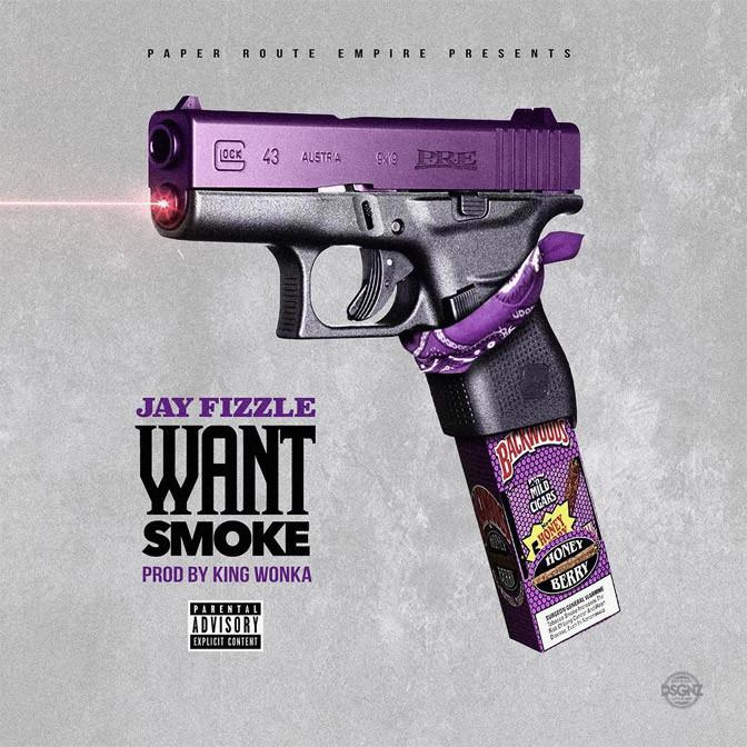 Jay Fizzle – Want Smoke