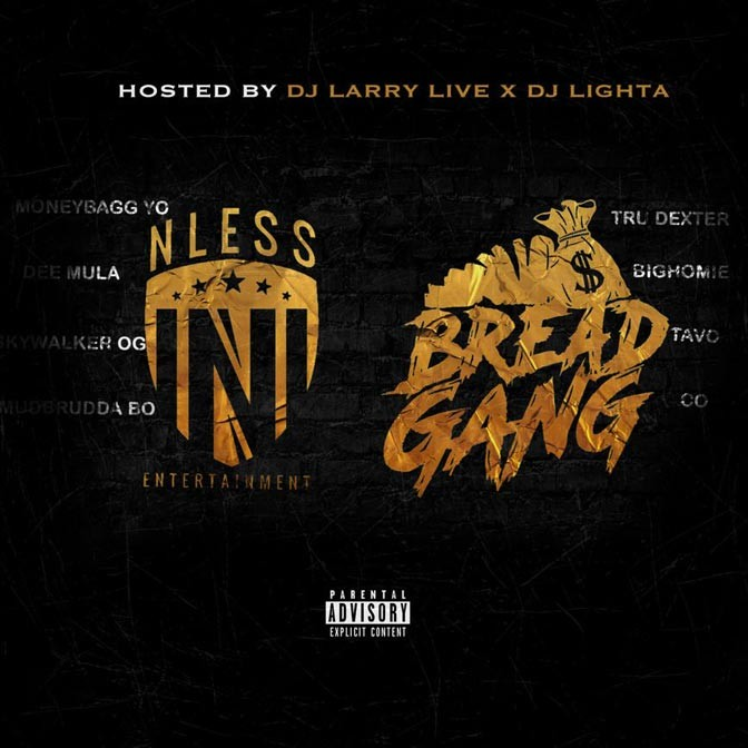 Moneybagg Yo – NLESS ENT x Bread Gang [Mixtape]