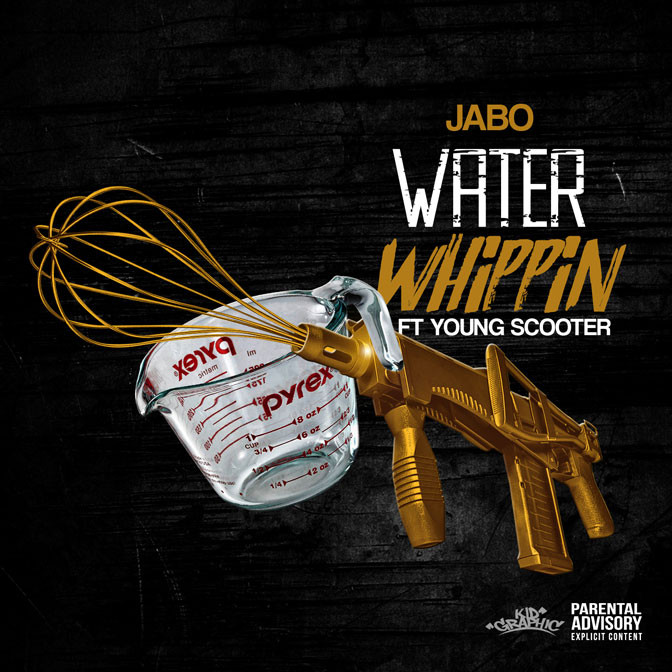 Jabo Ft. Young Scooter – Water Whippin