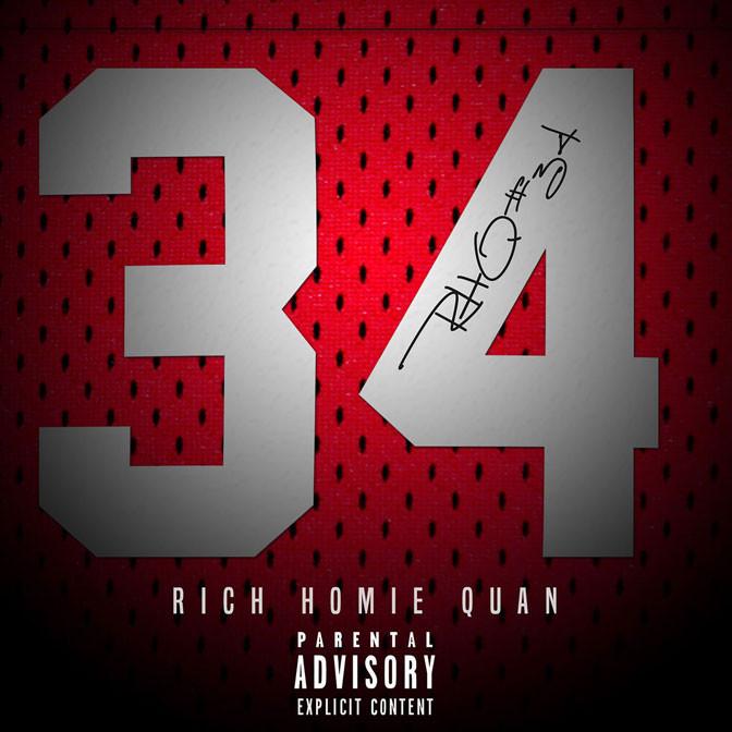 Rich Homie Quan – 34