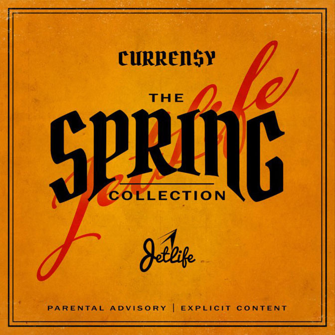 Curren$y – The Spring Collection [EP Stream]