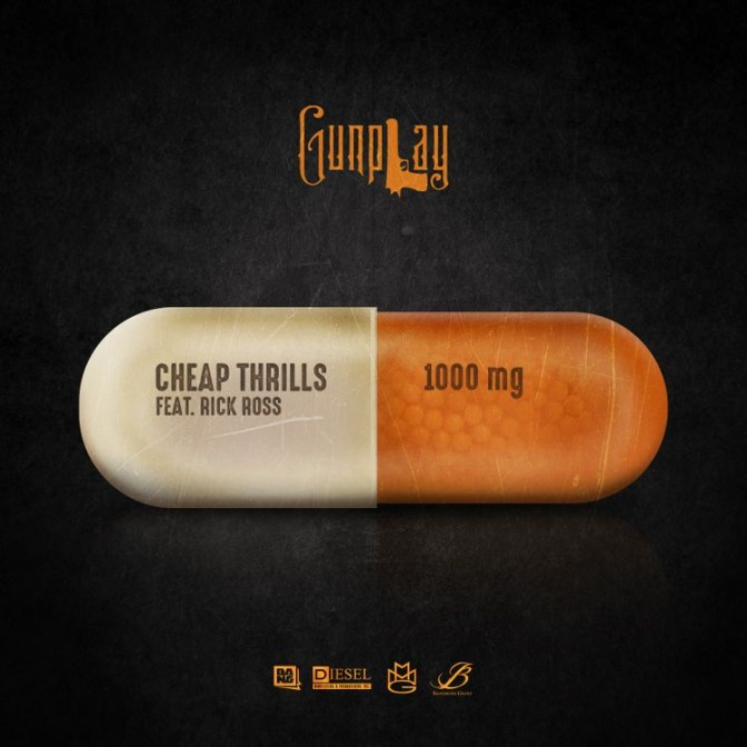 Gunplay Ft. Rick Ross – Cheap Thrills