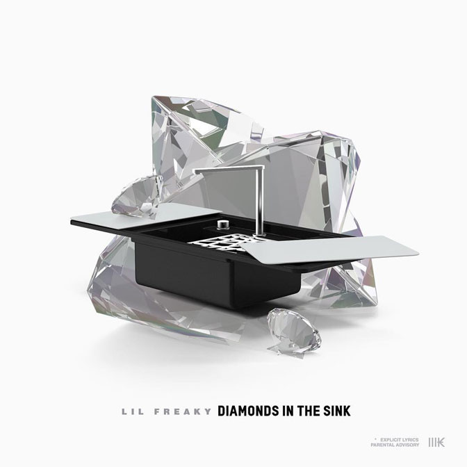 Lil Freaky – Diamonds In The Sink