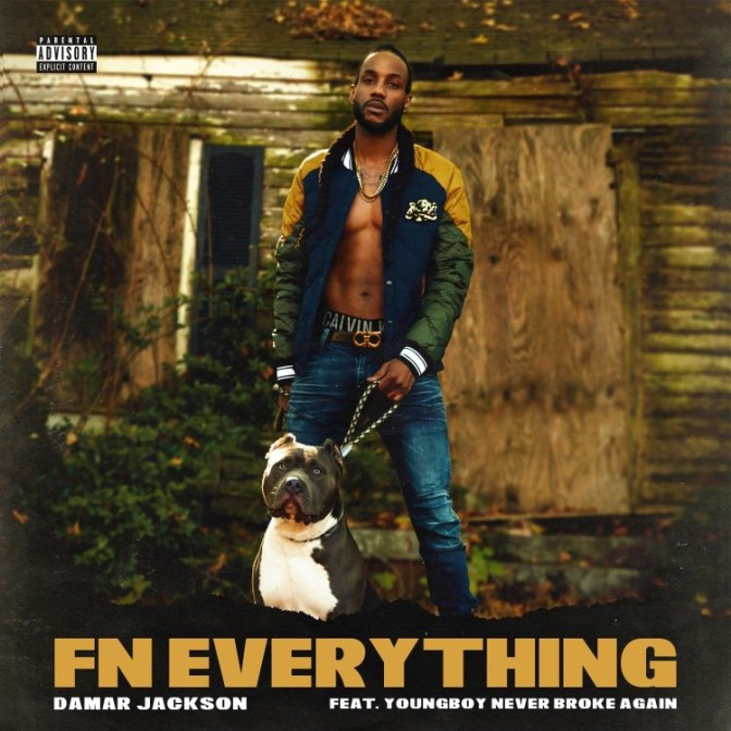 Damar Jackson Ft. NBA Youngboy – FN Everything