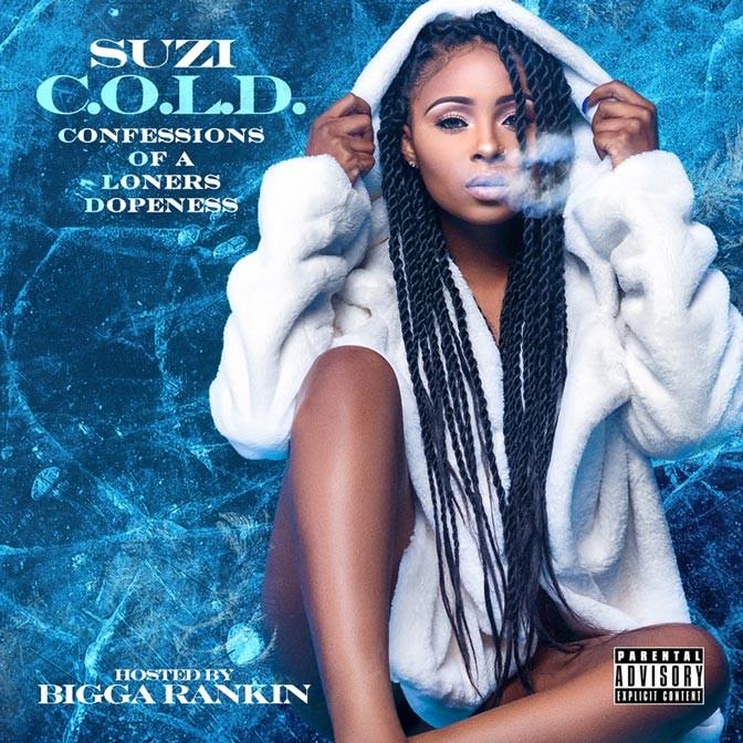 Suzi – C.O.L.D. (Confessions Of A Loners Dopeness) [Mixtape]