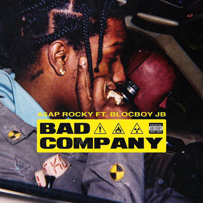 A$AP Rocky Ft. Blocboy JB – Bad Company