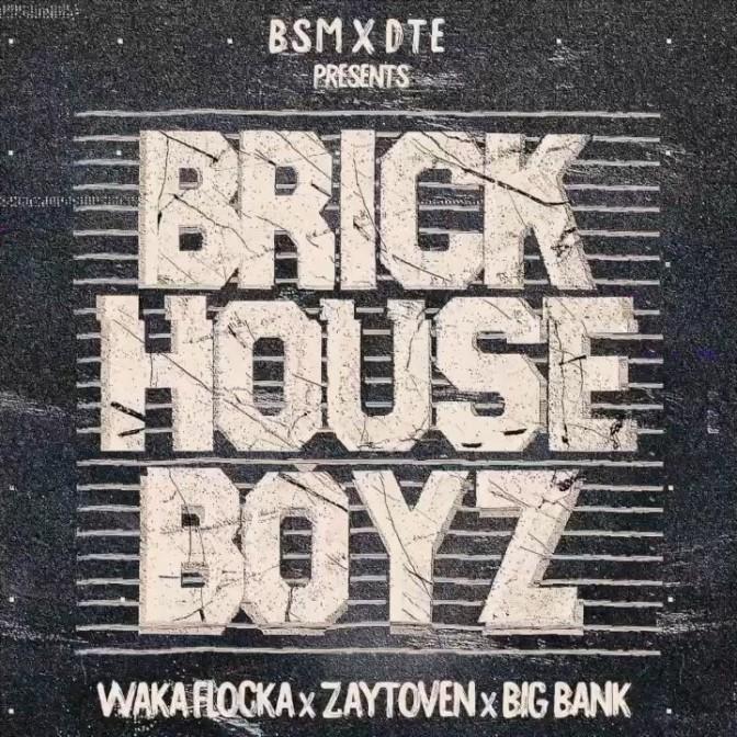 Waka Flocka, Zaytoven & Big Bank – Brick House Boyz [Album Stream]