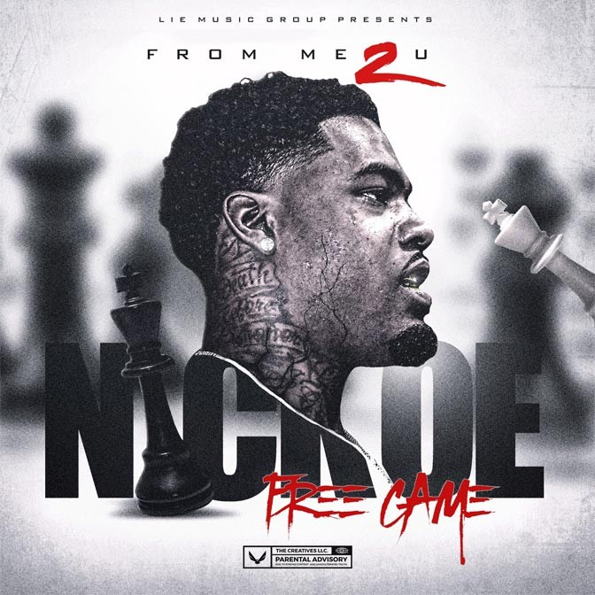 Nickoe – From Me To You 2 (Free Game) [Mixtape]